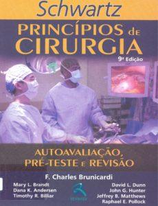 Schwartz princípios de cirurgia