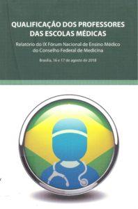 Qualificação dos professores das escolas médicas