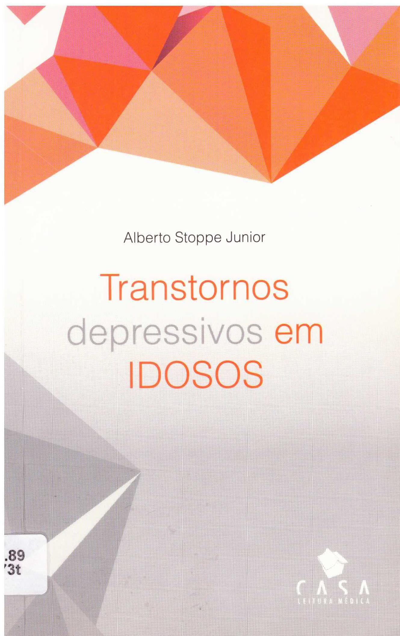transtornos depressivos em idosos