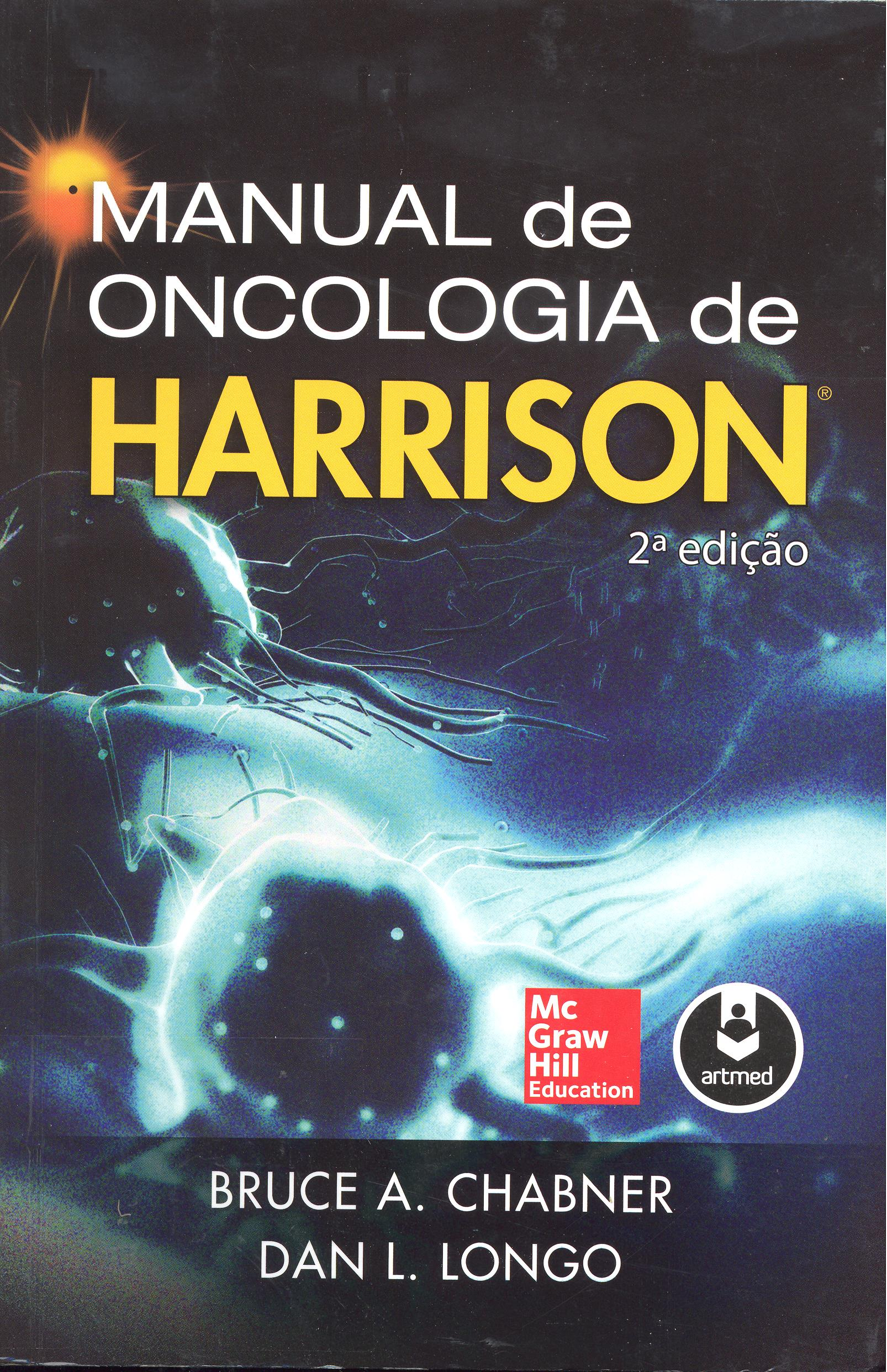 manual de oncologia de Harrison 001